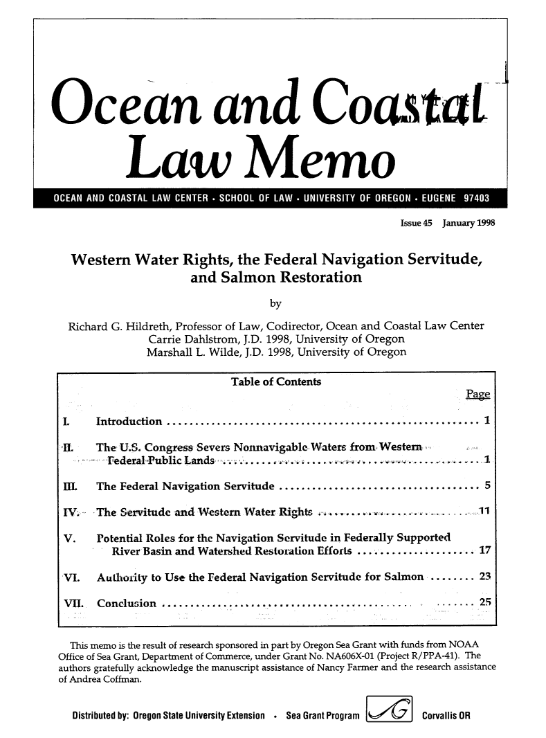handle is hein.journals/ocoaslme45 and id is 1 raw text is: 