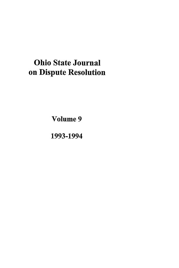 handle is hein.journals/ohjdpr9 and id is 1 raw text is: Ohio State Journal