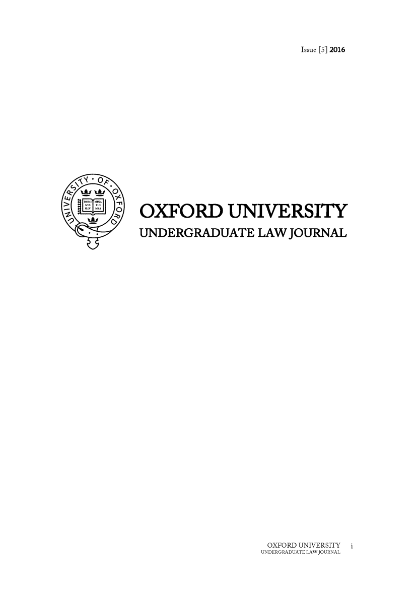 handle is hein.journals/oxfuniv5 and id is 1 raw text is: 