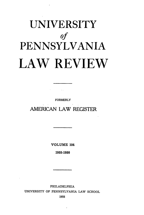 handle is hein.journals/pnlr104 and id is 1 raw text is: UNIVERSITY