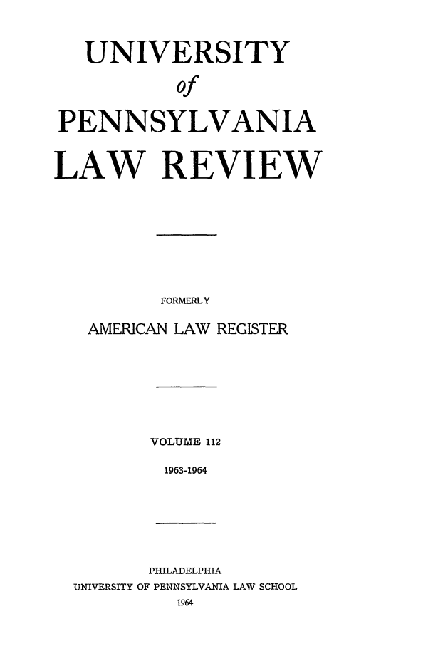 handle is hein.journals/pnlr112 and id is 1 raw text is: UNIVERSITY