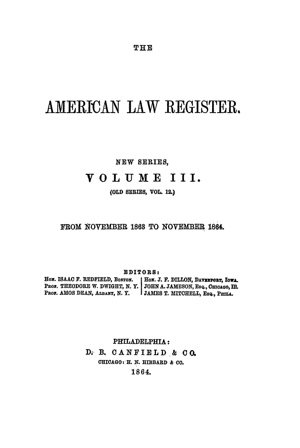 handle is hein.journals/pnlr12 and id is 1 raw text is: THE