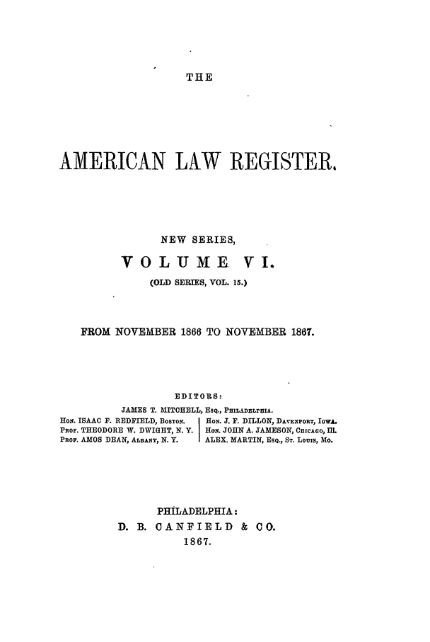 handle is hein.journals/pnlr15 and id is 1 raw text is: THE