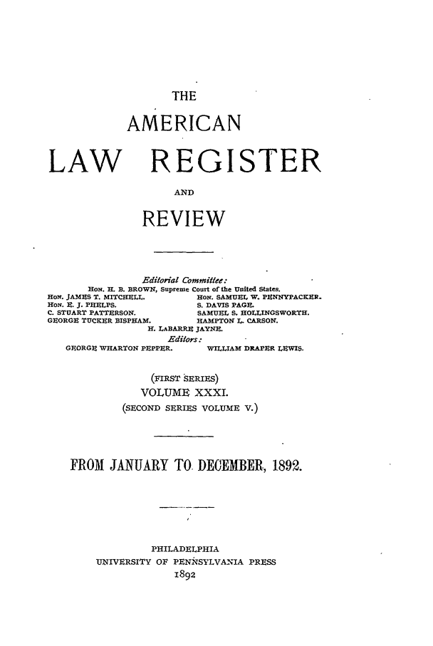 handle is hein.journals/pnlr40 and id is 1 raw text is: THE