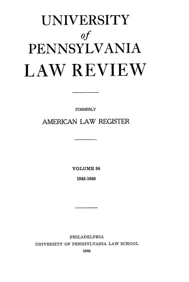 handle is hein.journals/pnlr94 and id is 1 raw text is: UNIVERSITY