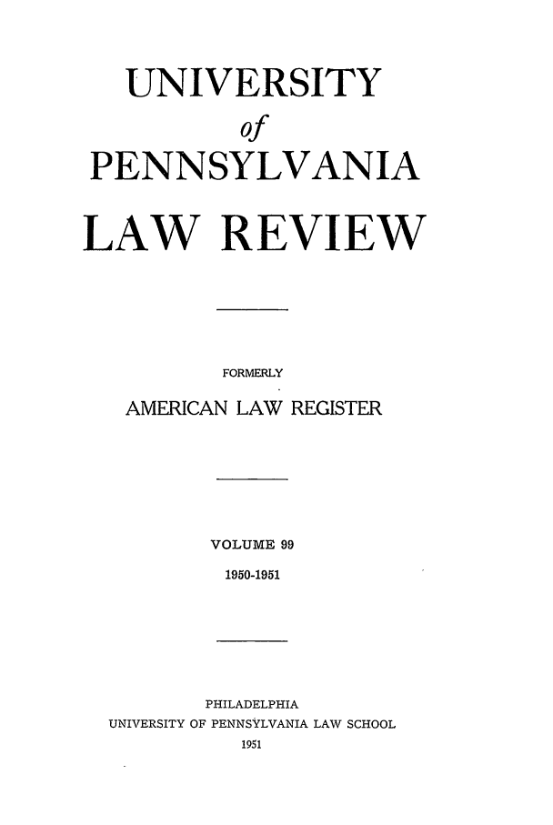 handle is hein.journals/pnlr99 and id is 1 raw text is: UNIVERSITY