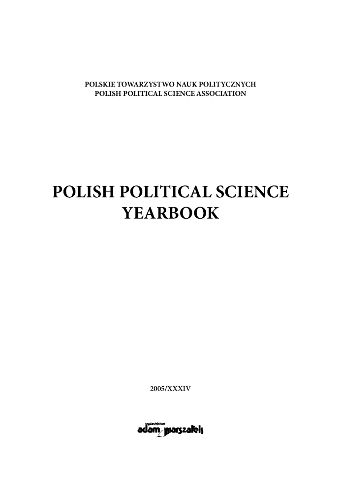 handle is hein.journals/ppsy30 and id is 1 raw text is: 