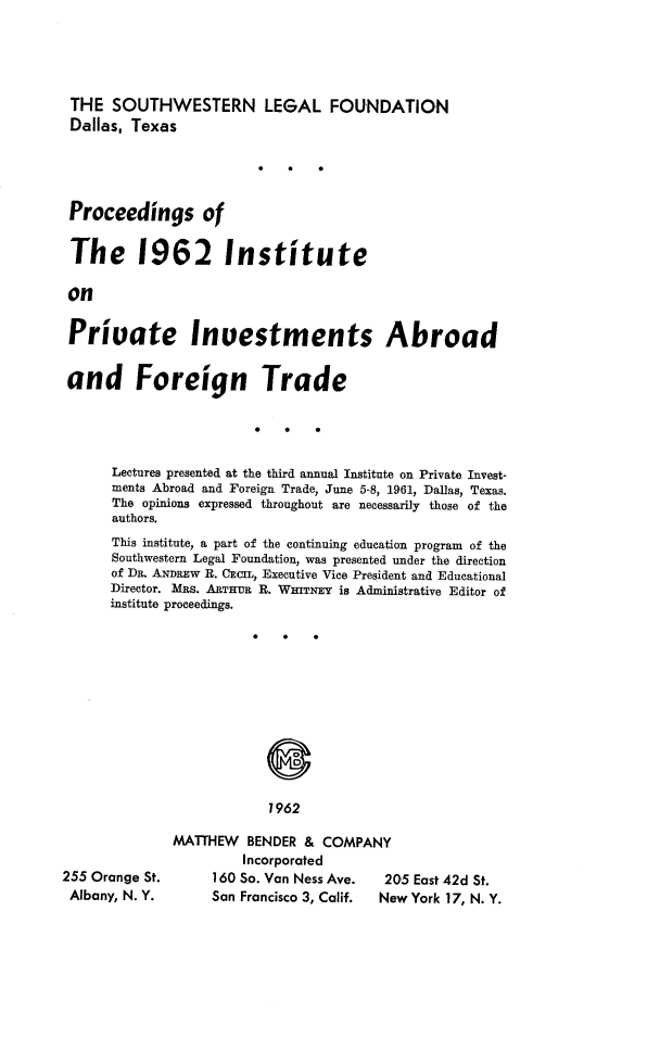 handle is hein.journals/prcinstpv4 and id is 1 raw text is: 