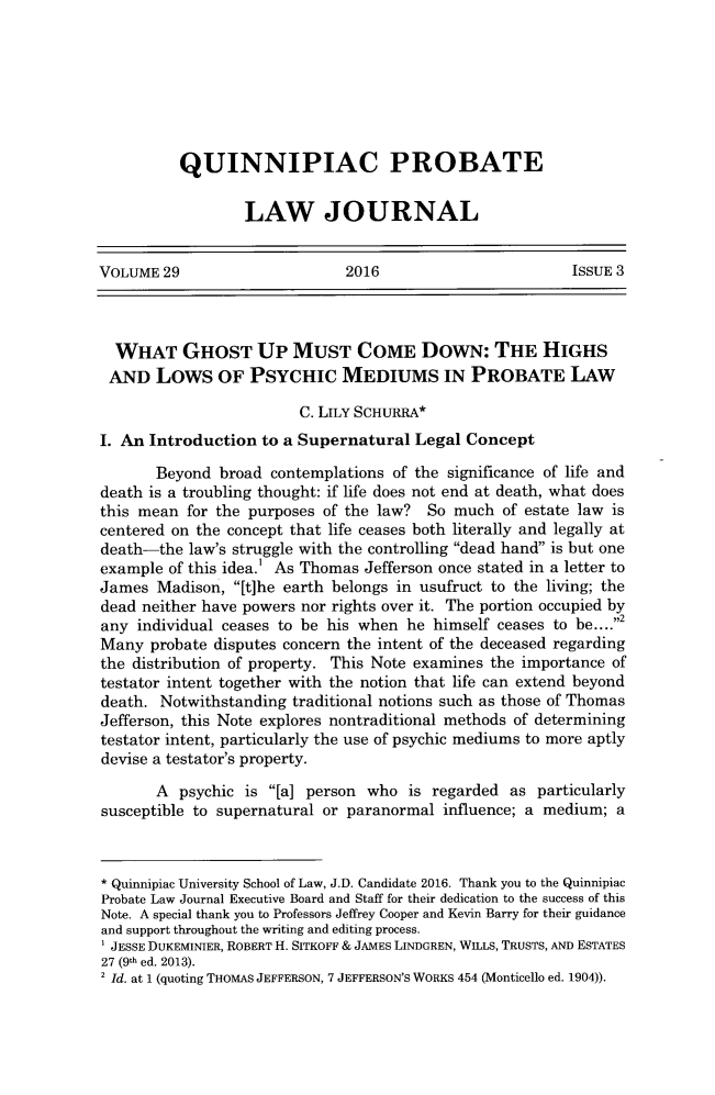 handle is hein.journals/qplj29 and id is 336 raw text is: 