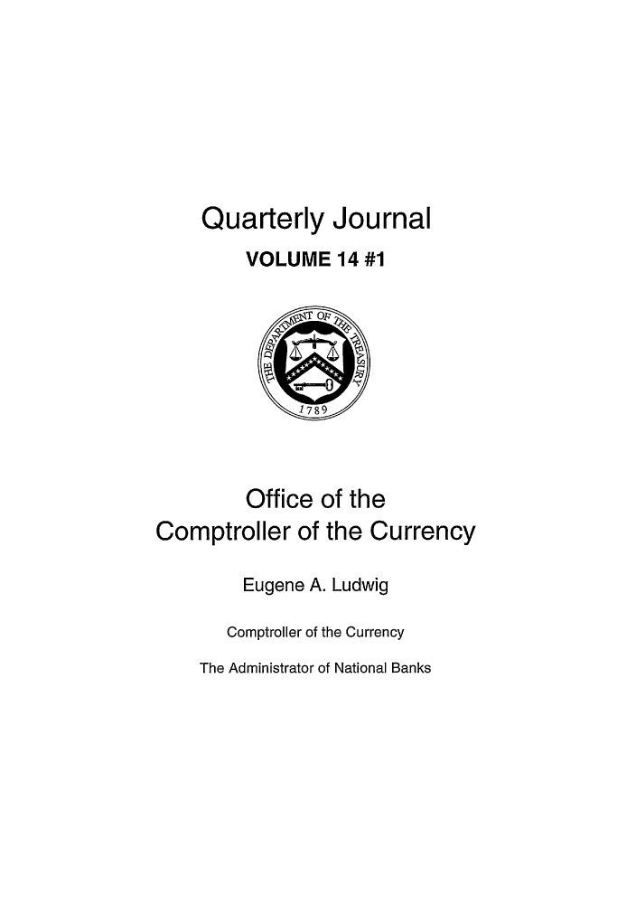handle is hein.journals/qujou14 and id is 1 raw text is: Quarterly Journal
