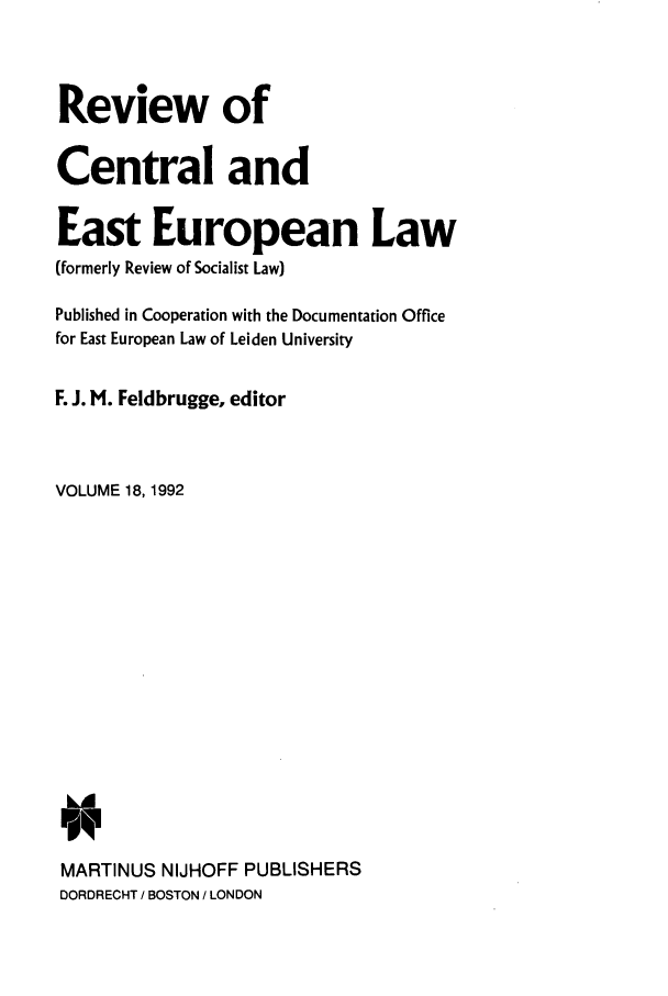 handle is hein.journals/rsl18 and id is 1 raw text is: Review of