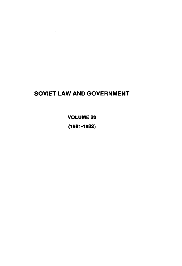 handle is hein.journals/ruspl20 and id is 1 raw text is: 