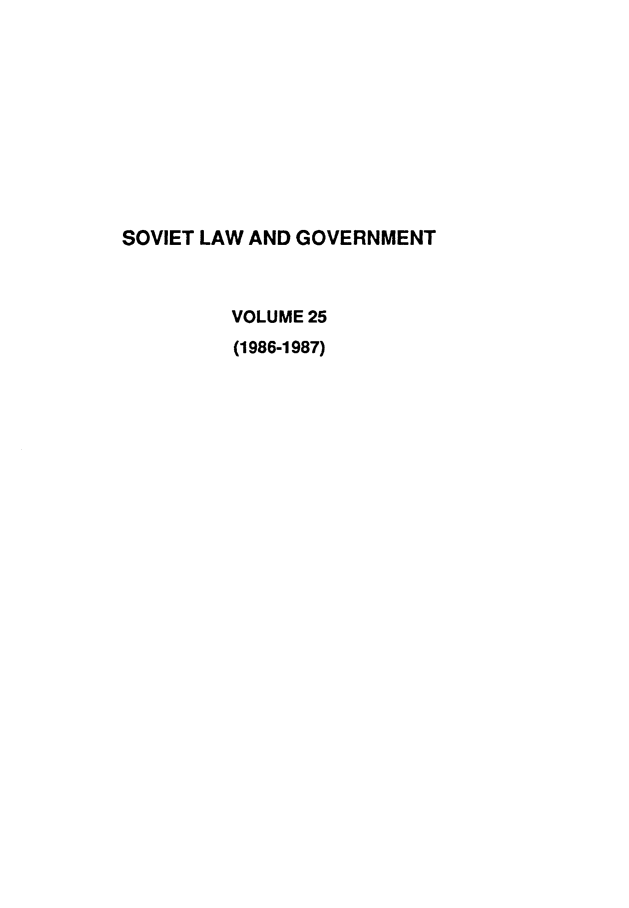handle is hein.journals/ruspl25 and id is 1 raw text is: 