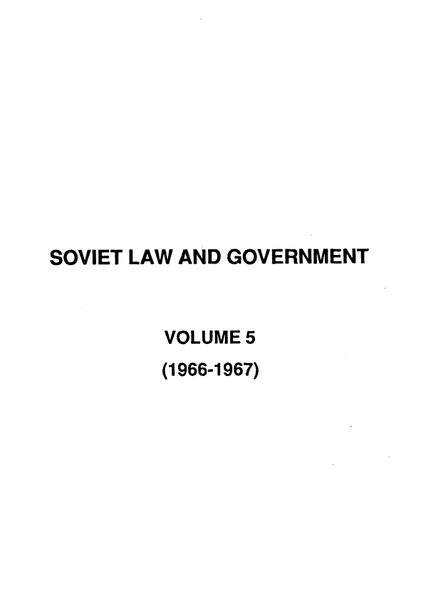 handle is hein.journals/ruspl5 and id is 1 raw text is: 