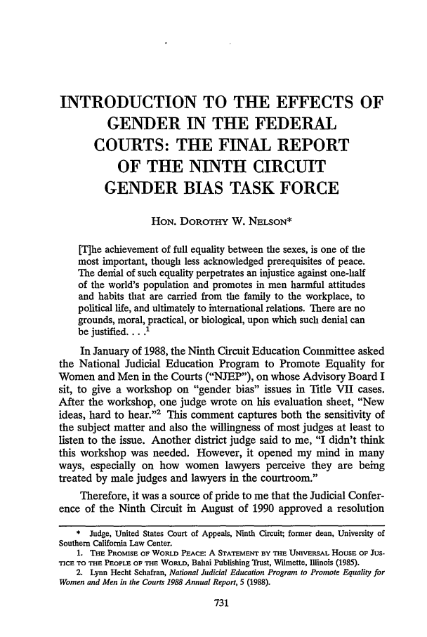 handle is hein.journals/scal67 and id is 745 raw text is: INTRODUCTION TO THE EFFECTS OF