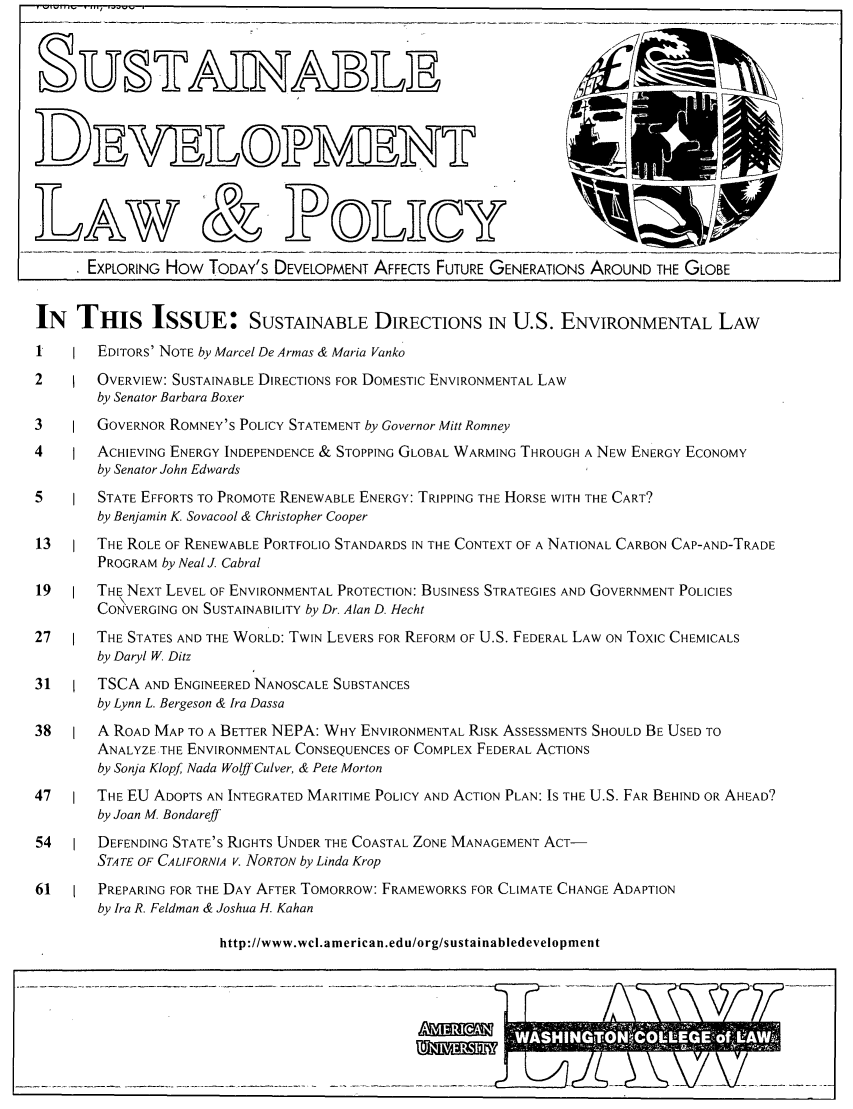 handle is hein.journals/sdlp8 and id is 1 raw text is: D-