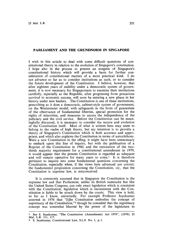handle is hein.journals/sjls25 and id is 357 raw text is: 25 Mal. L.R.