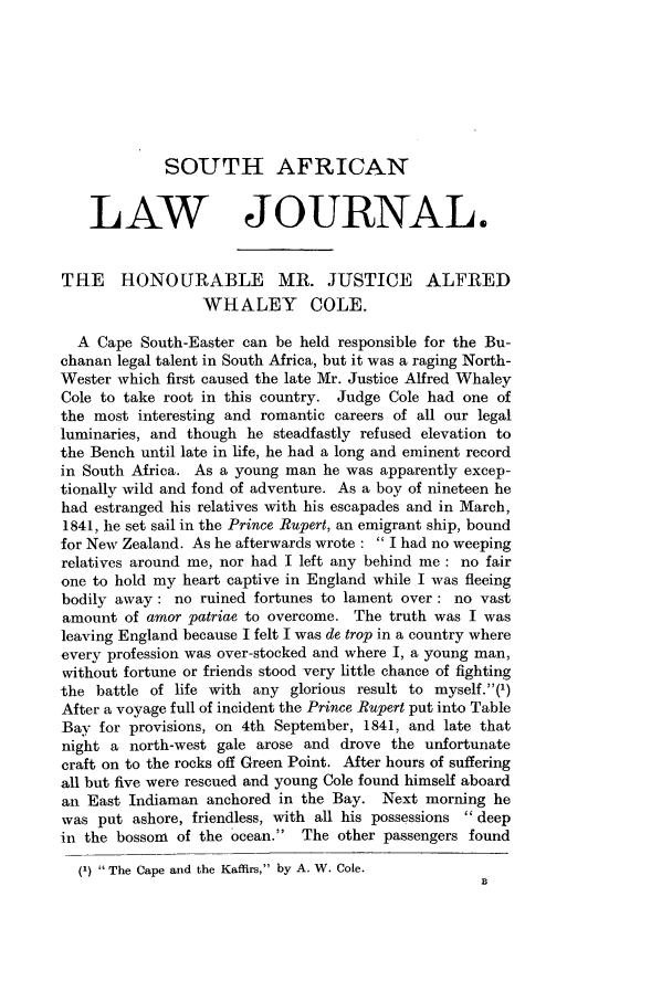 handle is hein.journals/soaf52 and id is 27 raw text is: SOUTH AFRICAN