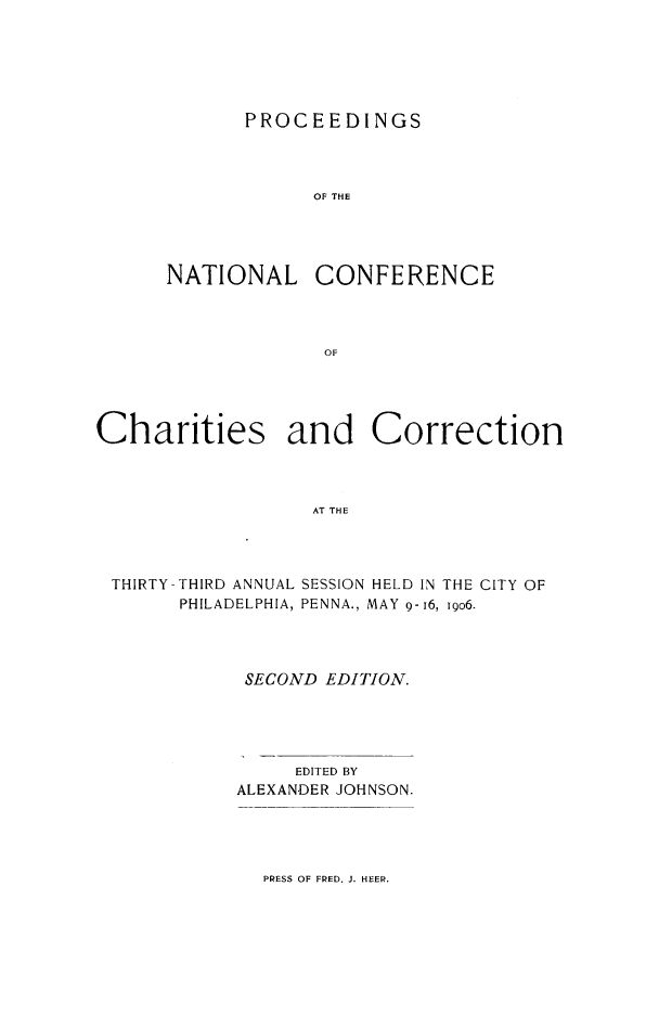 handle is hein.journals/sociwef33 and id is 1 raw text is: 