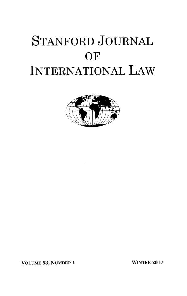handle is hein.journals/stanit53 and id is 1 raw text is: 