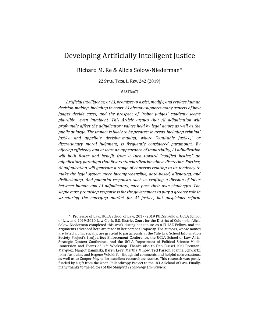 handle is hein.journals/stantlr22 and id is 243 raw text is: 