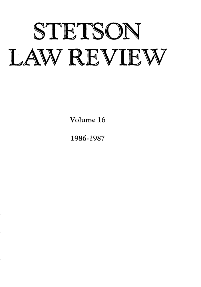 handle is hein.journals/stet16 and id is 1 raw text is: STETS ON