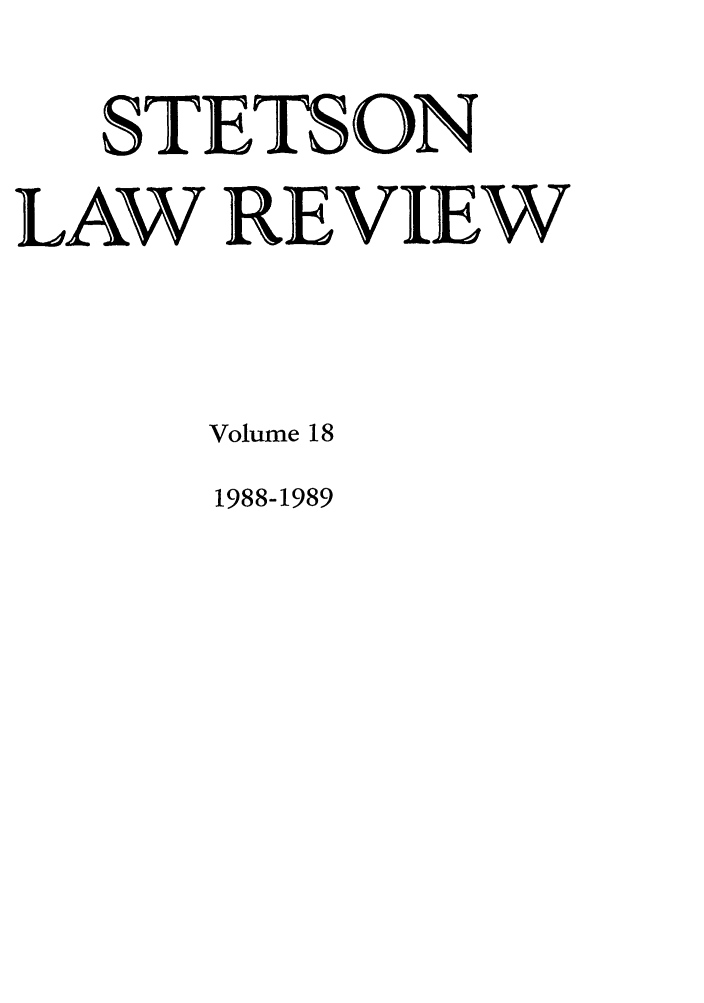 handle is hein.journals/stet18 and id is 1 raw text is: STETS ON