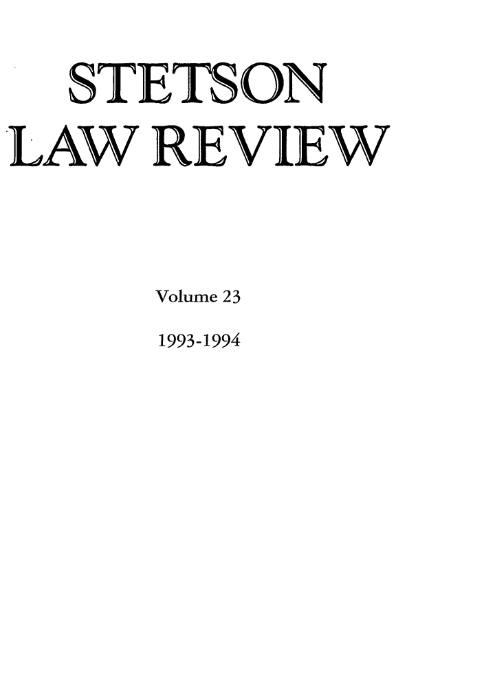 handle is hein.journals/stet23 and id is 1 raw text is: STETS ON