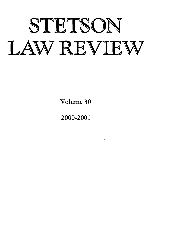 handle is hein.journals/stet30 and id is 1 raw text is: STETS ON