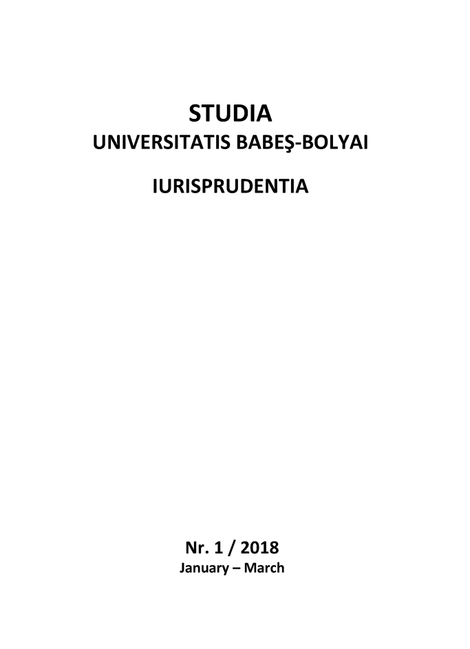 handle is hein.journals/stubabe2018 and id is 1 raw text is: 