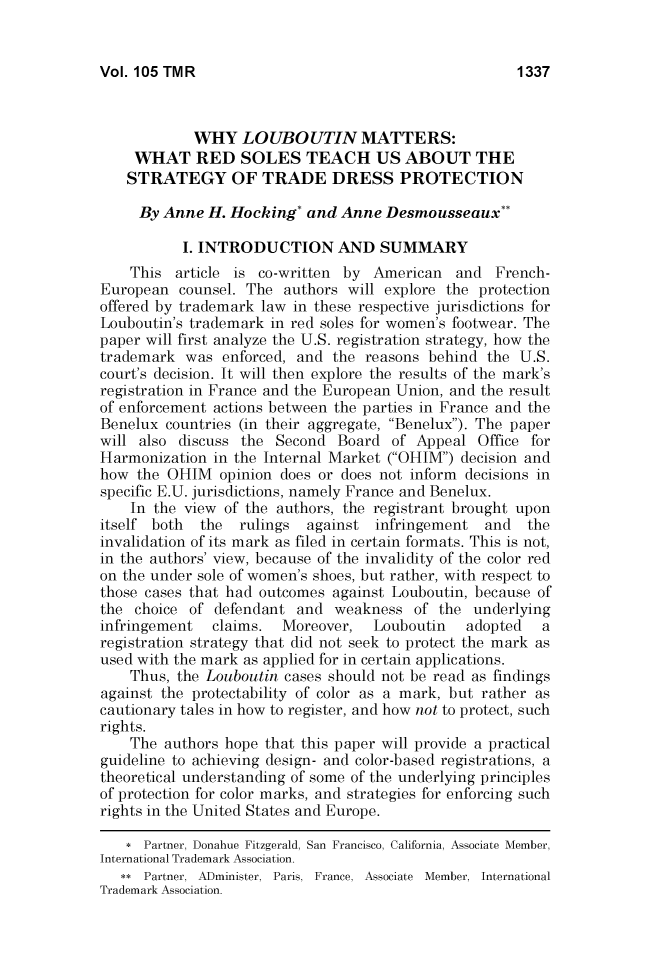 handle is hein.journals/thetmr105 and id is 1379 raw text is: 