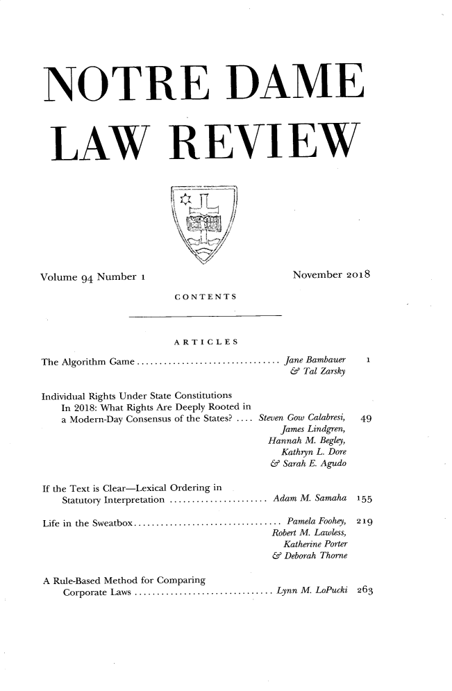 handle is hein.journals/tndl94 and id is 1 raw text is: 