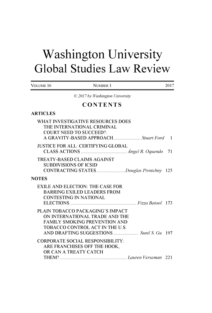 handle is hein.journals/wasglo16 and id is 1 raw text is: 