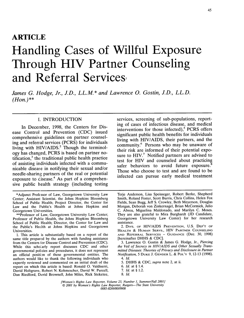 handle is hein.journals/worts23 and id is 53 raw text is: ARTICLE