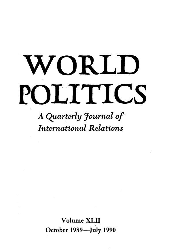 handle is hein.journals/wpot42 and id is 1 raw text is: 