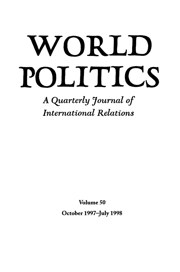handle is hein.journals/wpot50 and id is 1 raw text is: 