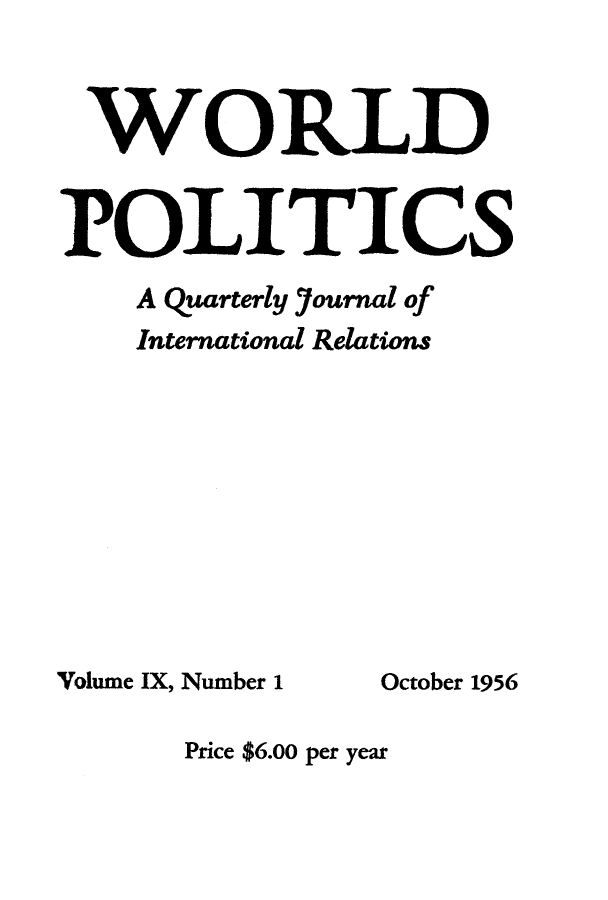 handle is hein.journals/wpot9 and id is 1 raw text is: 