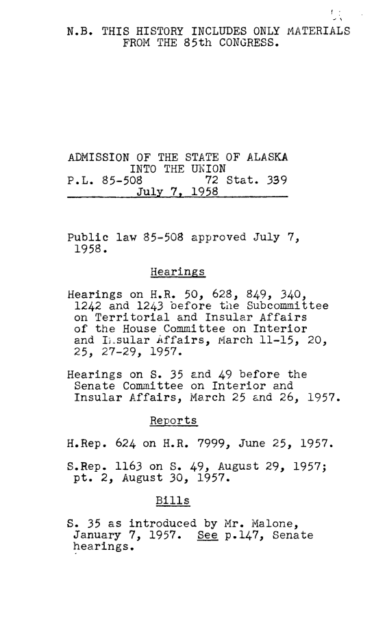 handle is hein.leghis/alsta0001 and id is 1 raw text is: 