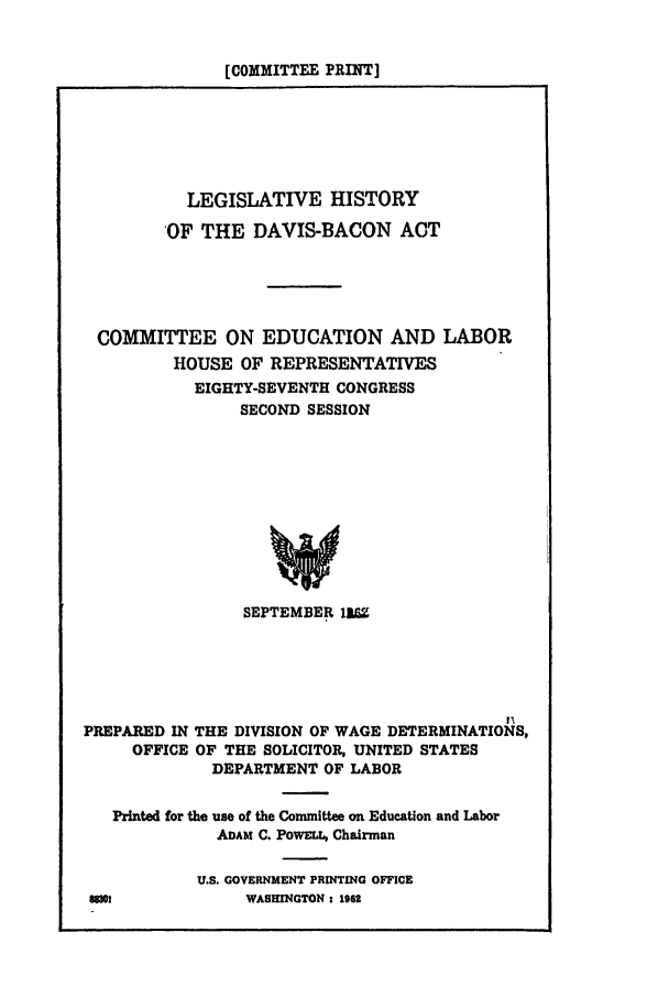 handle is hein.leghis/ldvba0001 and id is 1 raw text is: [COMMITTEE PRINT]