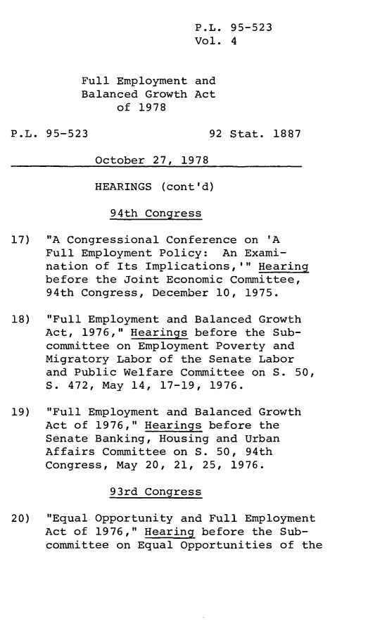 handle is hein.leghis/legfebga0004 and id is 1 raw text is: P.L. 95-523