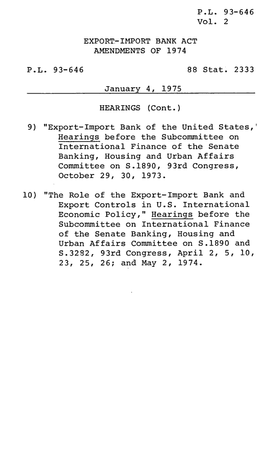 handle is hein.leghis/lhacendt0002 and id is 1 raw text is: P.L. 93-646