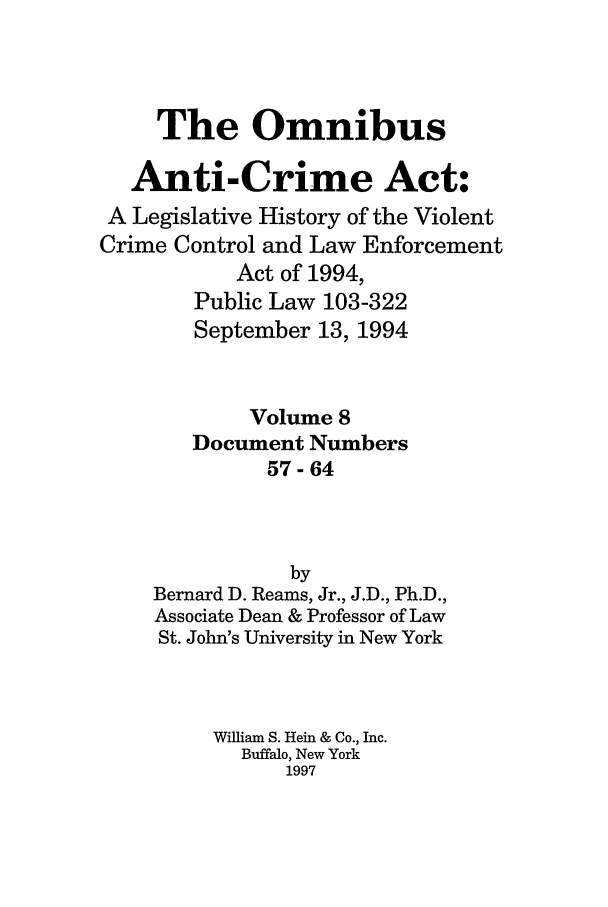handle is hein.leghis/oanticvi0008 and id is 1 raw text is: The Omnibus