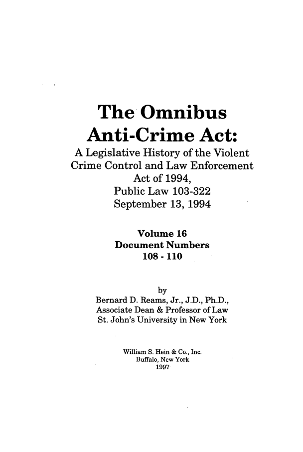 handle is hein.leghis/oanticvi0016 and id is 1 raw text is: The Omnibus