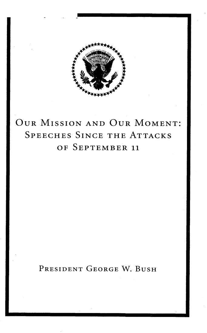 handle is hein.presidents/omomsept0001 and id is 1 raw text is: 
