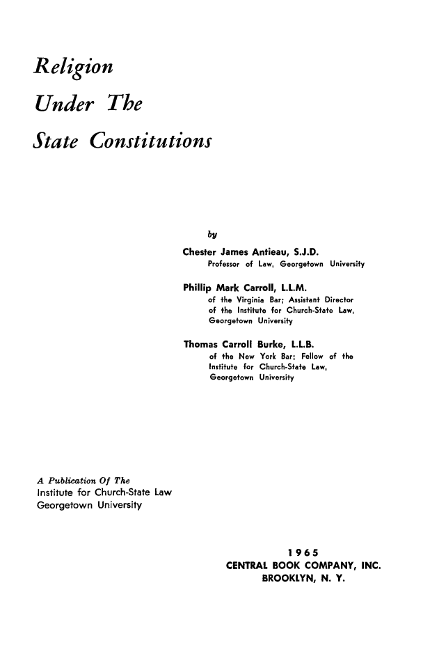 handle is hein.religion/relustc0001 and id is 1 raw text is: 