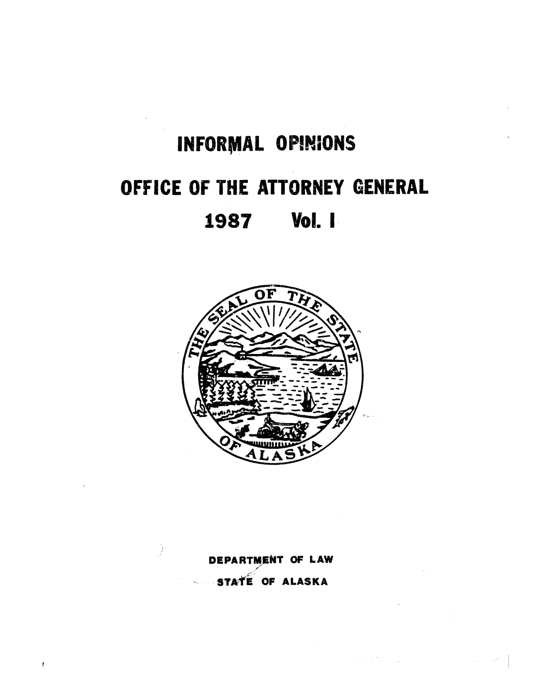 handle is hein.sag/sagak0041 and id is 1 raw text is: INFORIAL OPINIONS