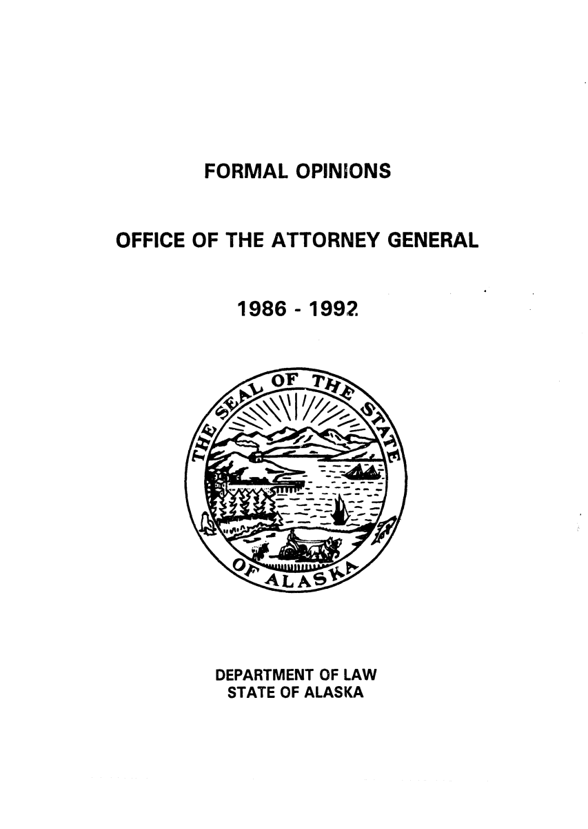handle is hein.sag/sagak0054 and id is 1 raw text is: FORMAL OPINIONS