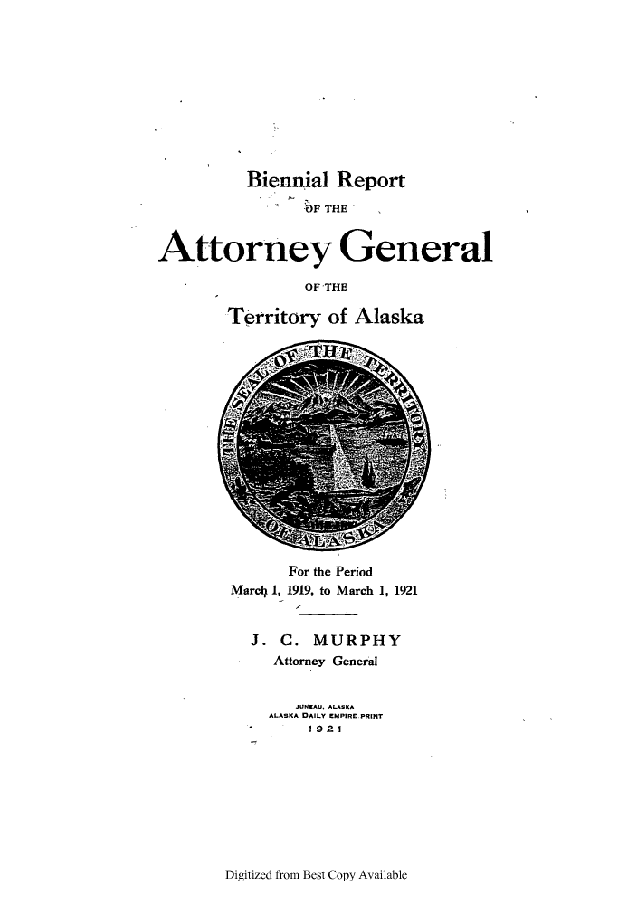 handle is hein.sag/sagak0068 and id is 1 raw text is: Biennial Report