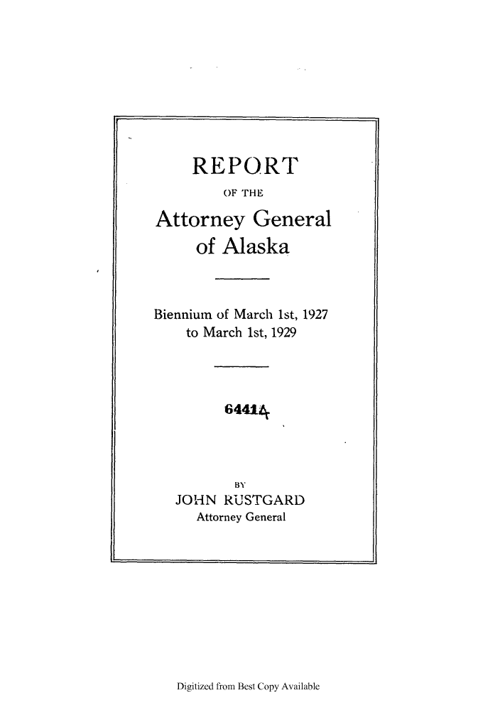 handle is hein.sag/sagak0074 and id is 1 raw text is: REPORT