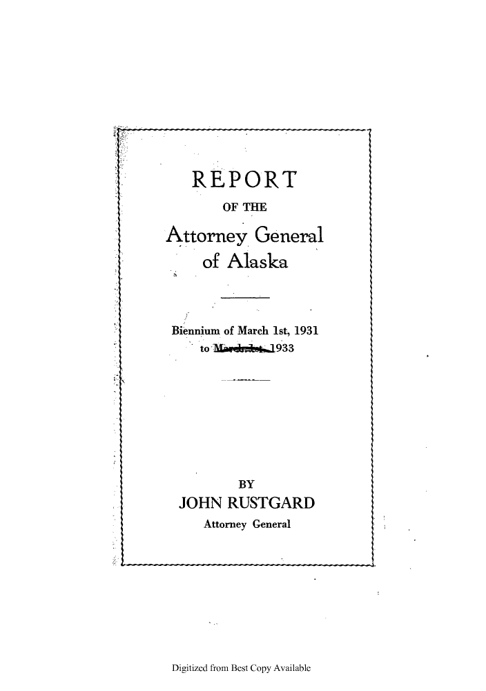 handle is hein.sag/sagak0076 and id is 1 raw text is: REPORT